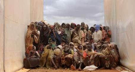 Somali 'resmen' aç