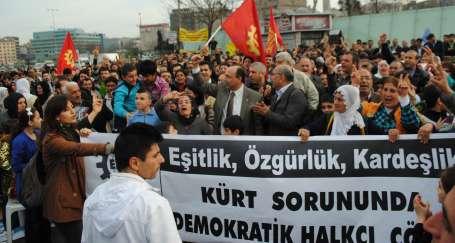 Tüzel: Kazanan Kürt ve Türk emekçileri olacak