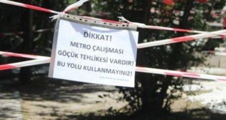 Ankara metrosu yeni facialara gebe