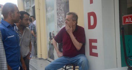 Bolu'da basına  çirkin  saldırı