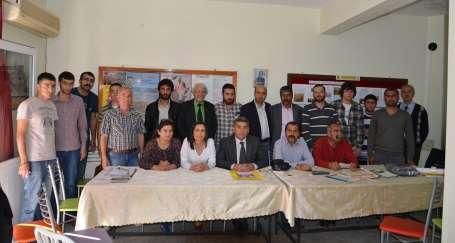 1 Mayıs Tarsus'ta kutlanacak