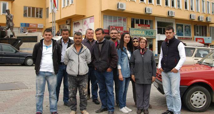 97 işçi 1 Mayıs'ta işsiz kaldı