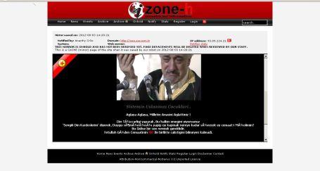 Kürt hackerlardan Gülen'e mesaj