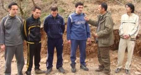 PKK'nin elindeki kamu görevlileri yarın serbest