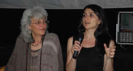 Zorunlu göç belgeseli, gala yaptı