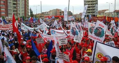 Eskişehir'de ortak mücadele için ortak miting