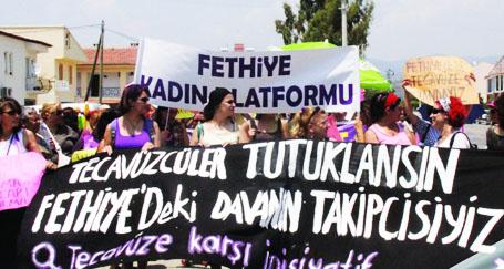 Kadınlar ikna olmadan Fethiye davası bitmeyecek