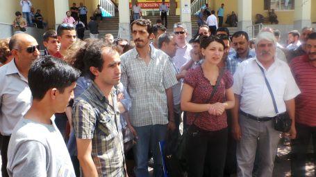 Gezi tutukluları serbest bırakıldı