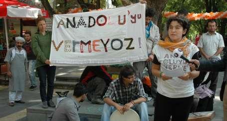 'Anadolu'yu terk etmiyoruz'