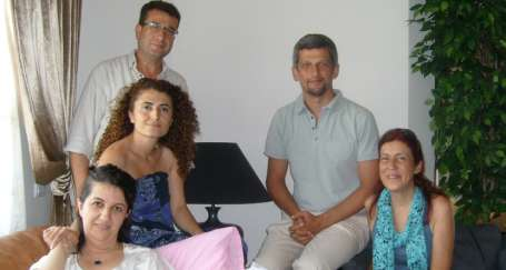 HDK, Buldan ve Ersanlı'yı ziyaret etti