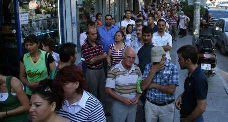 İşsiz sayısı 25 ilin nüfusuna denk!