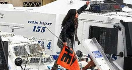 Polisin kalçasını kırdığı Aktaş için