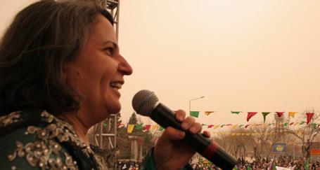 Hem kadın, hem Kürt, hem sosyalist üstüne bir de vekil olmak!