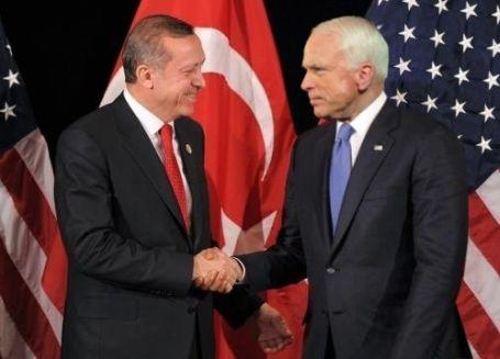 'Şahinler' de Erdoğan gibi düşünüyor