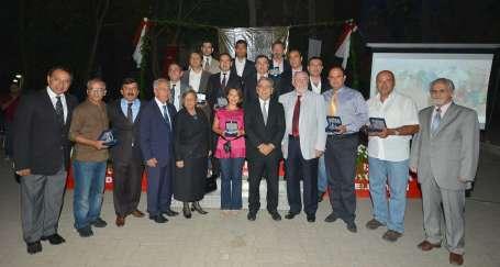 'Barış Selçuk' gazetecilik ödülleri verildi
