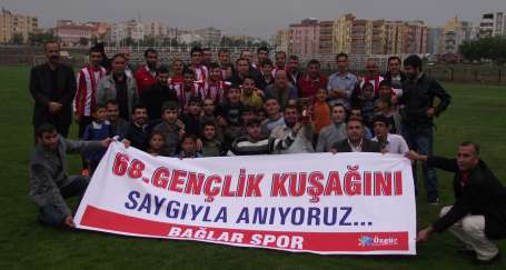 Siverek'te futbol turnuvası sona erdi