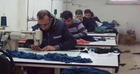 Tekstil işçilerinden asgari ücret kampanyası