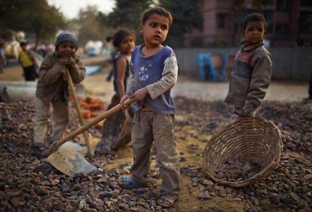 Dünya üzerinde 168 milyon çocuk işçi var