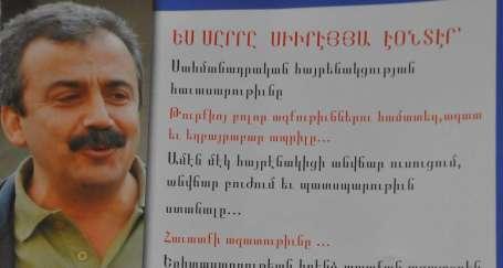 Önder'in Ermenice ve Süryanice bildirilerine ilgi büyük