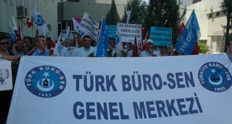 Türk Büro-Sen'den 'ramazan paketi' talebi
