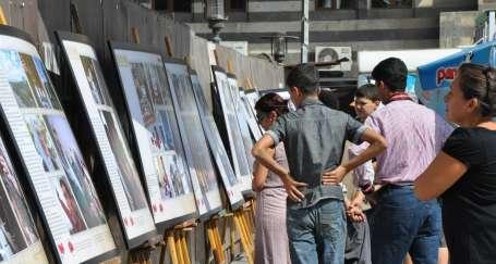 'Surdibi Düşleri' fotoğraf sergisi açıldı