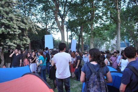 Gezi Parkı kararına itiraz reddedildi