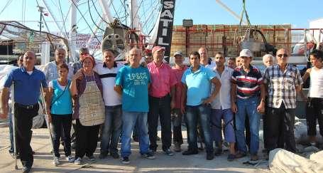 Karamürsel'de balıkçılar isyanda