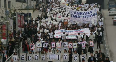 Talepler karşılanana kadar mücadeleye devam