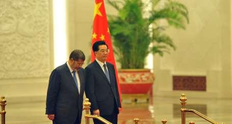 Mısır Cumhurbaşkanı Mursi, Çin ziyaretine başladı