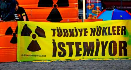 Nükleer sevdasından vazgeçin