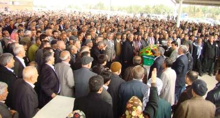 BDP'li Dalkılıç'ı binler uğurladı