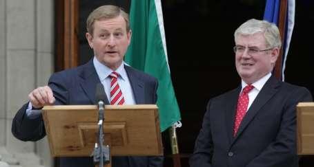 İrlanda, sandığa gitmeyerek tepkisini gösterdi