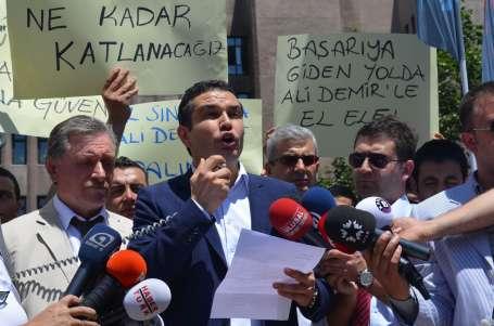 CHP'den KPSS için suç duyurusu