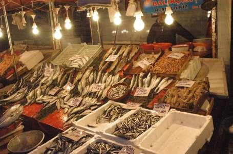 Karaköy balıkçıları