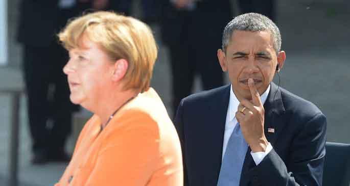 ABD, Almanya'yı çatıdan dinlemiş