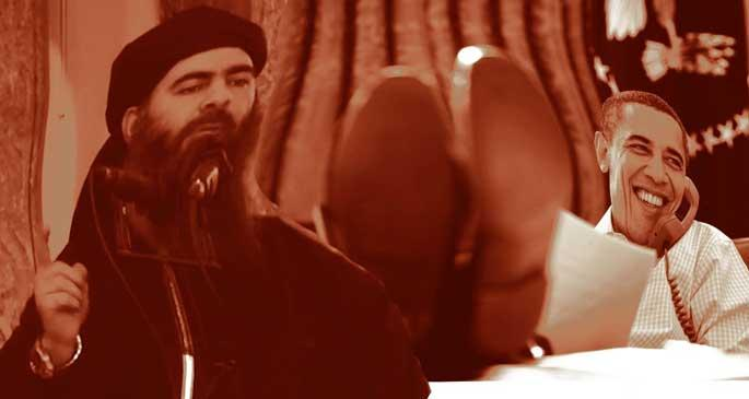ABD dayatıyor: Ya IŞİD ya müstemleke