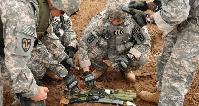ABD'den Irak'a yeni silah sevkiyatı