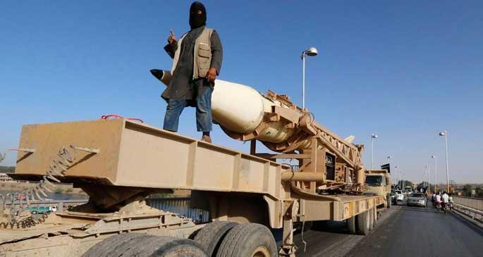 ABD\'den uyarı: IŞİD misilleme yapabilir