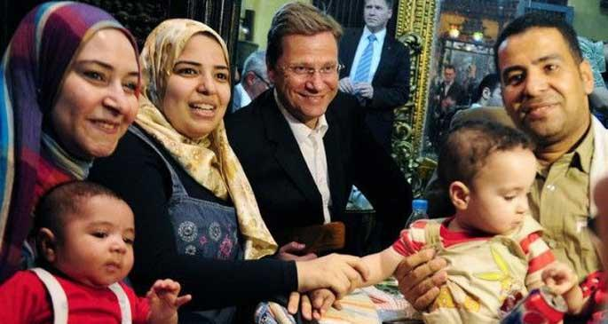 AB'nin Mısır politikası: Pragmatizm