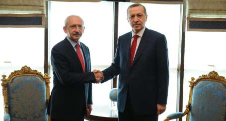 AKP'den CHP'ye koşullu yeşil ışık