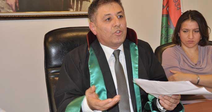 Adalet Eskişehir'den götürüldü