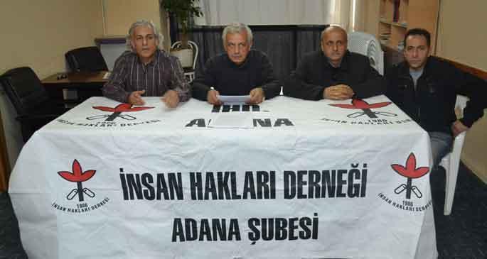 Adana'da polis müdahalesine suç duyurusu