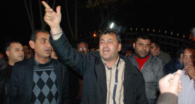 Adıyaman\'da AKP\'liler AKP\'yi protesto etti