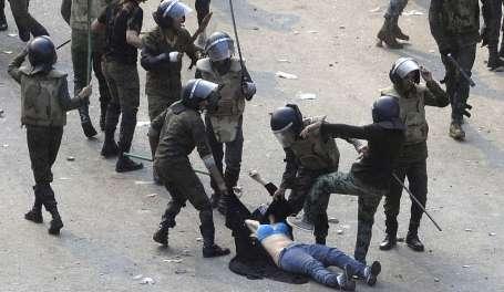 Tahrir Meydanı tacizcileri