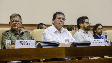 FARC: Barış bir devlet politikası olmalı