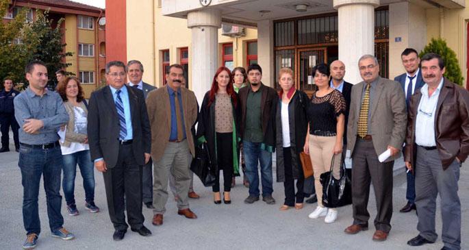 Afyon'da Gezi davası 4 Mart'a ertelendi