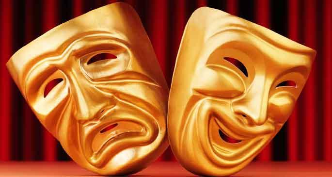 Ahlaklı (!) tiyatro!