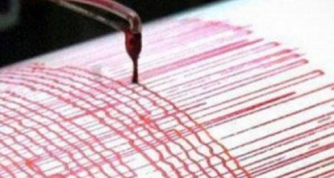 Akdeniz'de 5 şiddetinde deprem oldu