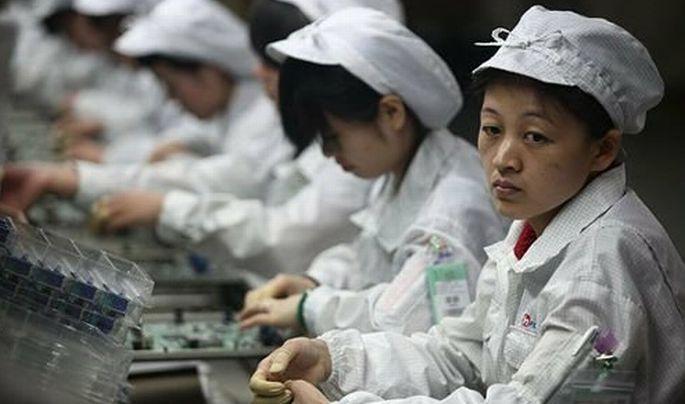 Akıllı telefon üretiminde öldüren çalışma koşulları