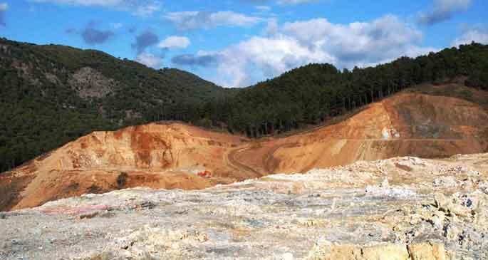 AKP-Cemaat kapışması ve altın madenleri